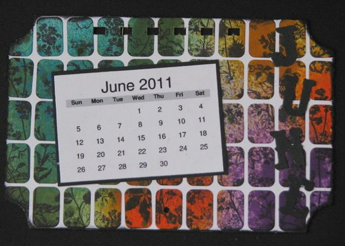 Ranger Tech Calendar - June - Color Wash 008