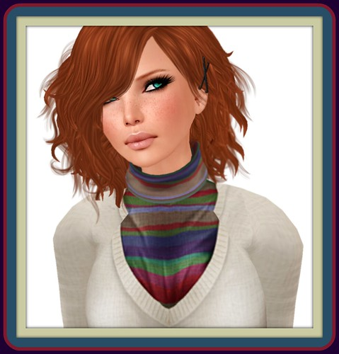 Blog Tuli - Face Shot 2 (Freckles)