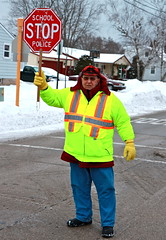 Wisconsin Adult School Crossing Guard Recognition Week