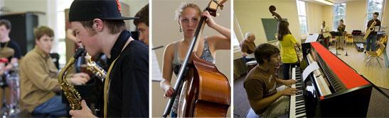 Jazzcombo Conservatorium Kortrijk