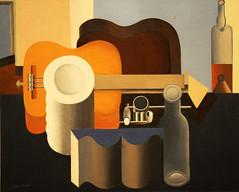 Le Corbusier (Charles-douard Jeanneret ). Still Life. 1920. MoMA, NYC (renzodionigi) Tags: nyc newyork painting contemporaryart modernart moma arthistory pittura