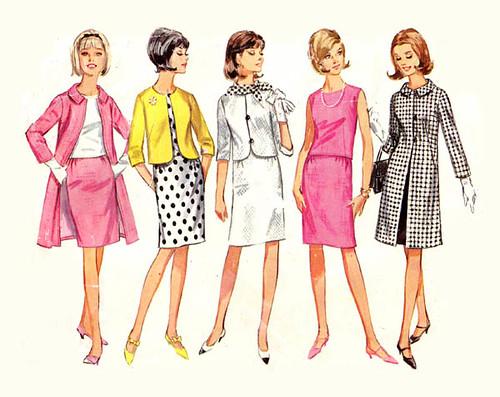 Vintage 1960s Suit