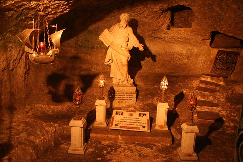 Photo of St. Paul's Grotto in Rabat, Malta