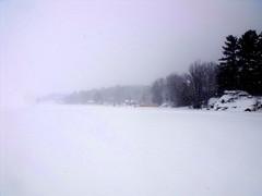 waking on water again (dmixo6) Tags: winter snow canada abstract ice beauty january dugg dmixo6