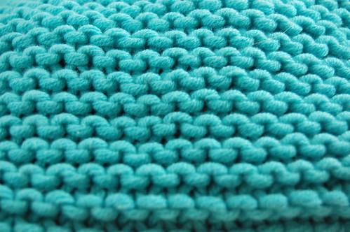 Bulky Garter Stitch