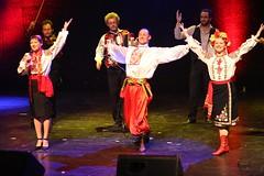 Tapuach bedvash, Lena Karelin, Alex and Yulia Mishak with Ukraine Folk Songs in Israel (tapuachbedvash) Tags: music festival israel dance folklore russian songs talya yiddish klezmer rehovot tapuach ladino bedvash