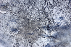 Minneapolis - Saint Paul, USA (magisstra) Tags: nasa iss esa minneapolisstpaul internationalspacestation earthfromspace europeanspaceagency expedition26 magisstra