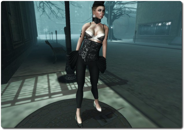 -Glam Affair- Amara -CHIC Limited AD