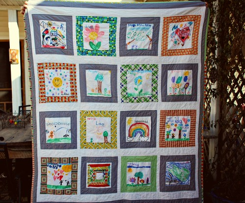 kyle's quilt front