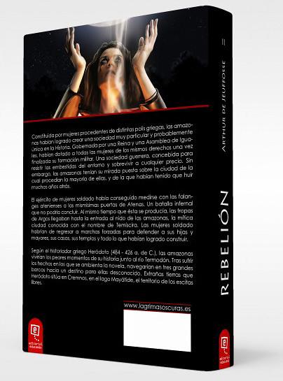 Rebelión (Amazonas II) - Editorial Educando - pablouria.com