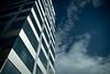 Urban Skyline in Zurich (yago1.com) Tags: blue sky urban architecture modern switzerland zuerich mimoa yago1