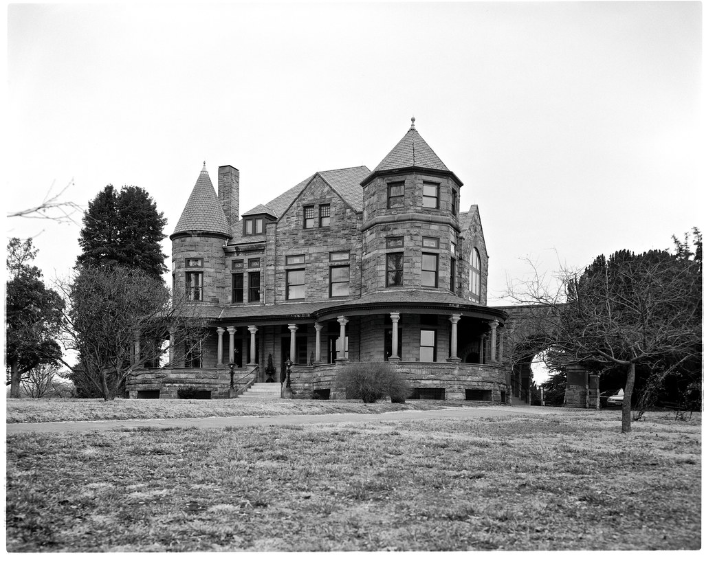 dooley house at maymont
