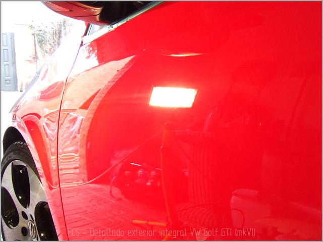 Detallado exterior VW Golf GTI mkVI-20