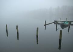 again (Harry Mijland) Tags: mist holland netherlands boot boat utrecht nederland floating maarssen dearharry kleineplas harrymijland
