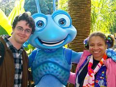 Adam, Me, and Flik