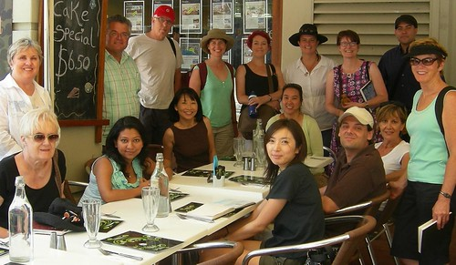 110122 Sydney Sketchcrawl 30 Group Photo