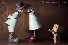 Romeo wants love (RicPic | nothin' but a picture) Tags: love kiss romeo danbo d90 70200vr