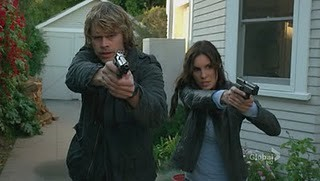NCIS: Los Angeles is far better written than its big brother NCIS