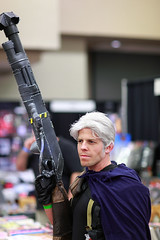 Cable from X-Men 2011 Amazing AZ ComicCon (gbrummett) Tags: arizona eos mark 85mm cable ii xmen 5d usm ef f12l img6240 cameragrant brummettcanon 2011amazingarizonacomicconvention lensmesa comicconcomiconcanon