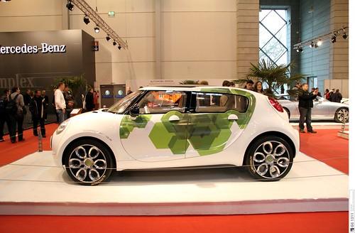 2007 Citroen C-Cactus Concept Car (03)