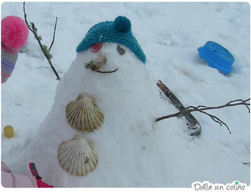 boneco De Neve Peregrino