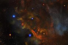 Deep Space 26 (mtnrockdhh) Tags: light water glass experimental leds deepspace cdcase