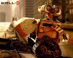 Working Wall-E
