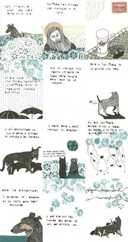 El saludo de los perros by willy ollero*