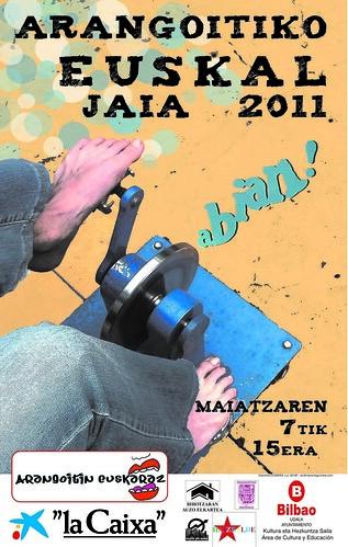 Arangoiti Euskal Jaia 2011