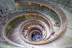 Vatican-Stairwell (TrentNixon) Tags: italy roma rome eurpoe verona scilla scilly florence ponte vecchio travel sunset meta sorrento