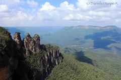 (d.huepe) Tags: australia oceana nature naturaleza landscape birds beautiful hermoso paisaje pajaros australasia bluemountain