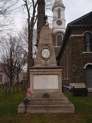 Gov. Clinton's grave