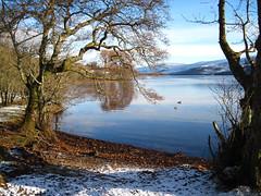 "Late Autumn Sunshine (nz_willowherb) Tags: snow see scotland tour visit tourist visitor lochtay killin to"" ""go visitkillin seekillin gotokillin"