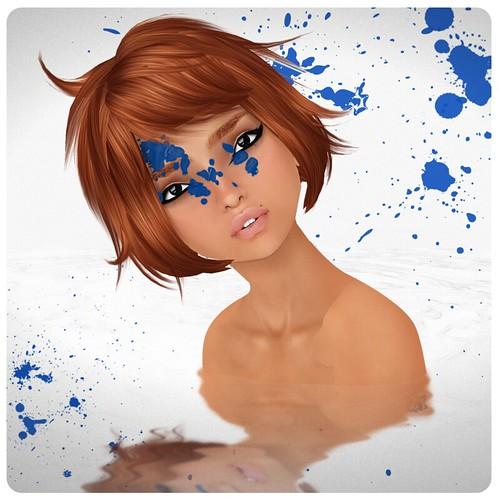 Paint Me a Different Color like... Blue