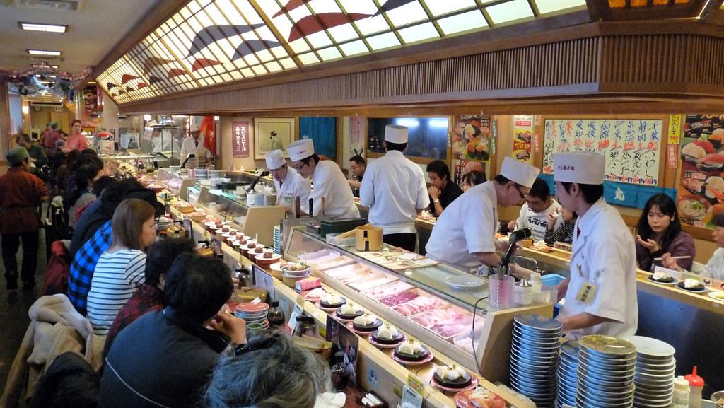 sushi restaurant chiba