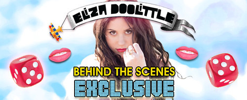 Eliza Doolittle VIDZONE Exclusive_en