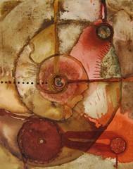 Paint (BEACH ART CENTER (B.A.C)) Tags: art st exposition bac nazaire dawamesk