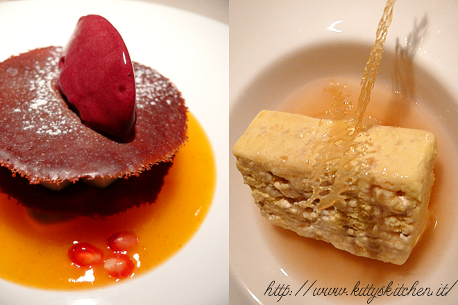 Dessert - La Peca