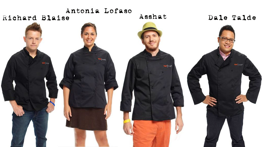 Top Chef All Stars Season Four