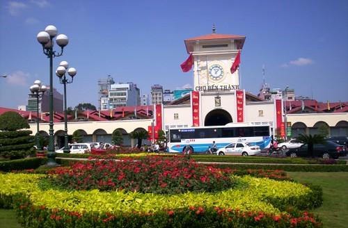 Ben Thanh Market,Ho Chi Minh