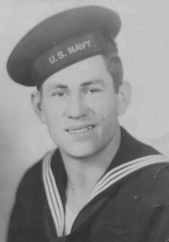 Grandpa in Navy