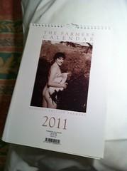 The Farmers Calendar, 2011