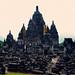 3116 INDONESIA JAVA YOGYAKARTA TEMPLO BUDISTA CANDY SEWU