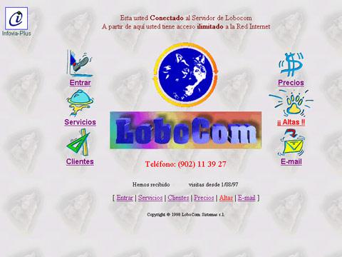 Portal LoboCom