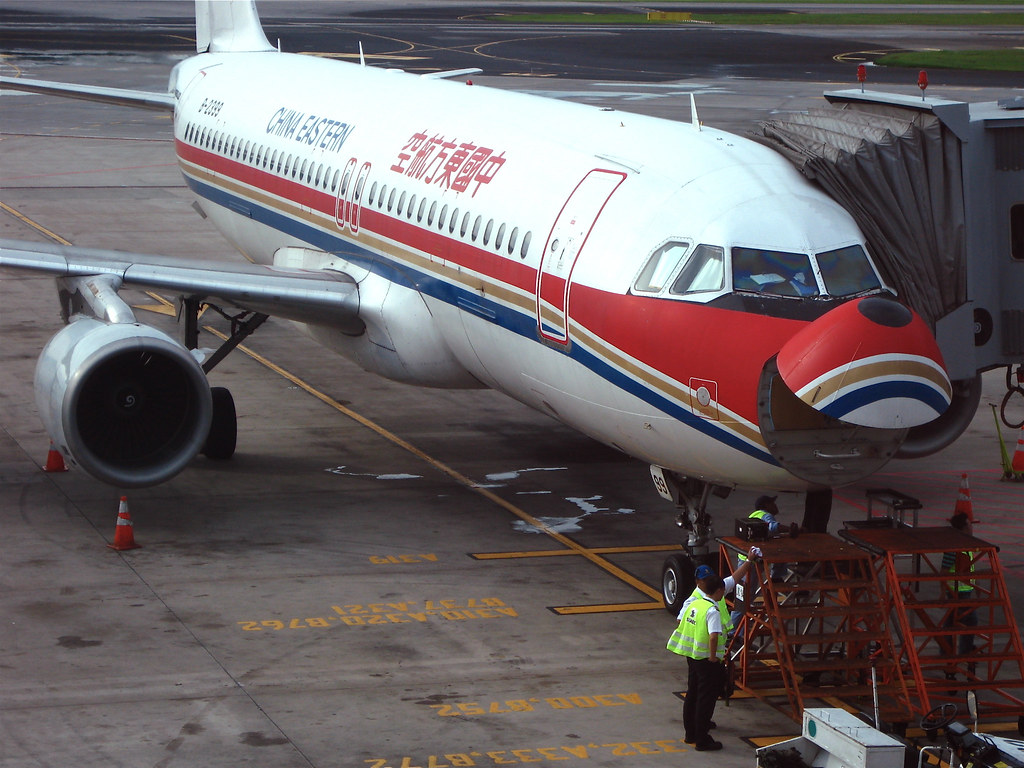 China Eastern Airlines A320 B-2399