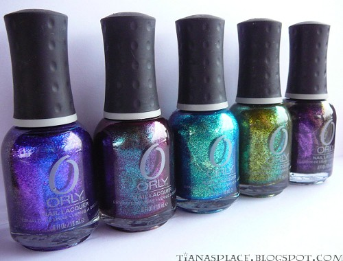 Orly Cosmic FX collection #3