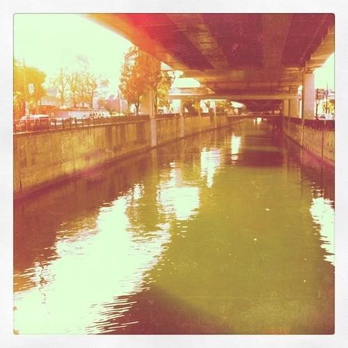 Canals of Yokohama