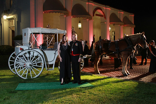 Grand Winter Ball Carriage Photos