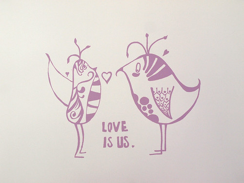 love is us!