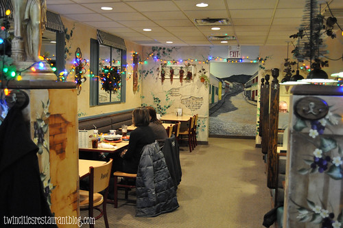 Inside Panino's ~ North Oaks, MN